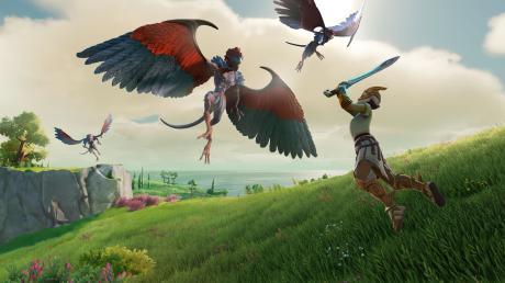 """2020 erscheint """"Gods & Monsters"""". Alle Infos zu Release, Gameplay und Trailer gibt es hier."""