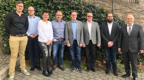 Das sind die Kandidaten des Bürgerbündnisses Waldstetten für den nächsten Gemeinderat.