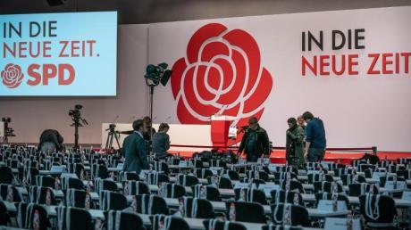 Der SPD-Parteitag wird eine Entscheidung über die GroKo wohl vermeiden.