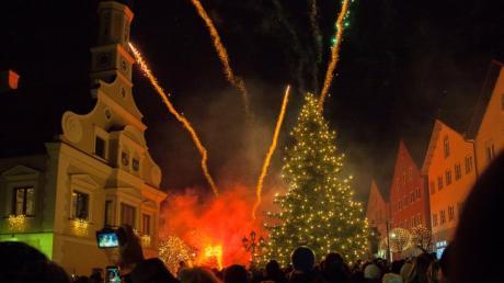 Die Nacht der Sterne und die lange Einkaufsnacht werden dieses Jahr in Friedberg zusammengelegt.