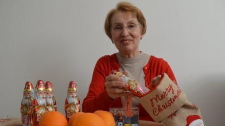 Mit ihrer freundlichen und hilfsbereiten Art punktet Christine Schäfer nicht nur bei Regens Wagner Glött, auch die Aschberggemeinde unterstützt sie, wo sie kann.
