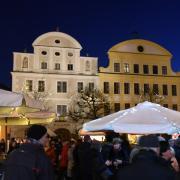 Christkindlmarkt Schlossweihnacht Neuburg