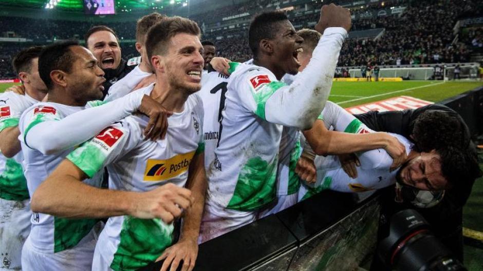 Bundesliga live: Gladbach - Hertha im Live-TV, Stream, Ticker: Übertragung  heute am 27.6.20 | Augsburger Allgemeine
