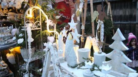 Weihnachtsmarkt Affing 2019: Start, Öffnungszeiten,Termine,  Programm.