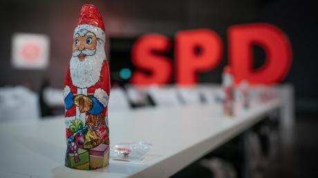 Auf dem Parteitag waren die Sozialdemokraten nicht nur bei ihrem Sozialprogramm in Weihnachtsstimmung.