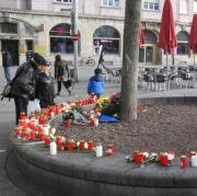 Mitten in Augsburg ist am vergangenen Wochenende ein 49-jähriger Mann erschlagen worden.