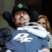 """Pete Frater, Mitinitiator der """"Ice Bucket Challenge"""", ist im Alter von 34 Jahren an der Krankheit ALS gestorben."""