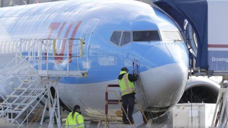 Tui hat wegen der 15 Boeing 737 Max, die allesamt von einem Flugverbot betroffen sind, hohe Verluste.