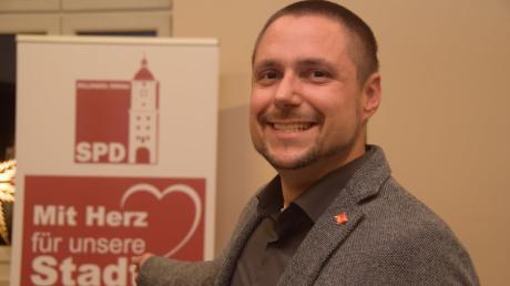 Tobias Rief hat nicht nur die Oberbürgermeisterwahl in Dillingen deutlich gegen den Amtsinhaber Frank Kunz verloren. Der SPD-Spitzenkandidat wurde auch nicht in den Dillinger Stadtrat gewählt.