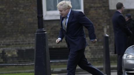 News: Boris Johnson in Eile - er will seinen Brexit-Deal am Freitag durch das Parlament bringen.