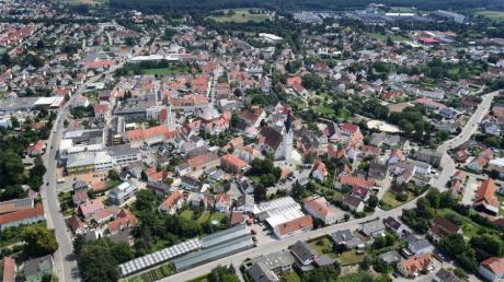 In Gundelfingen soll ein neues Gewerbegebiet entstehen.