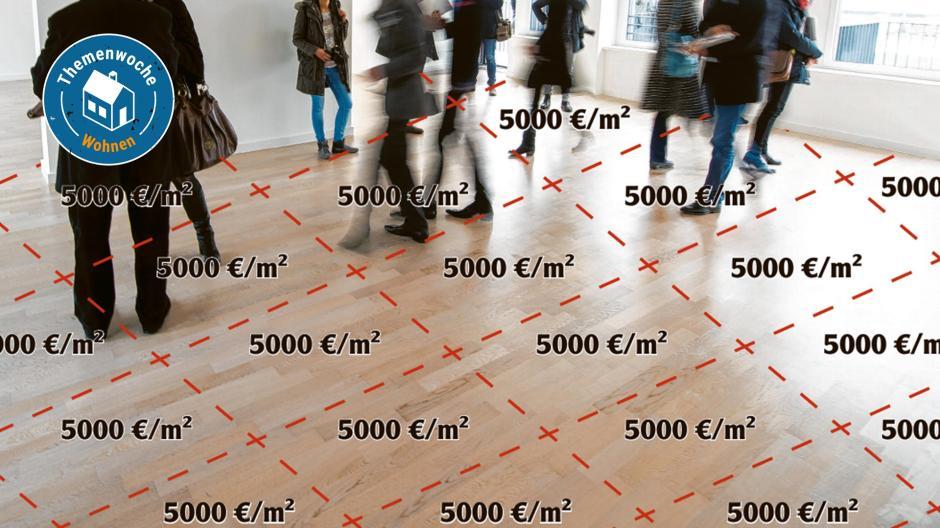 Die Immobilienpreise in Augsburg sind in den vergangenen Jahren deutlich gestiegen.