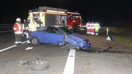 Auf der A9 zwischen Lenting und Ingolstadt hat sich in der Nacht auf Sonntag ein Unfall ereignet.