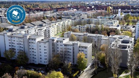 Das Protokoll einer Wohnungssuche in Augsburg, die zunehmend den Alltag bestimmt.