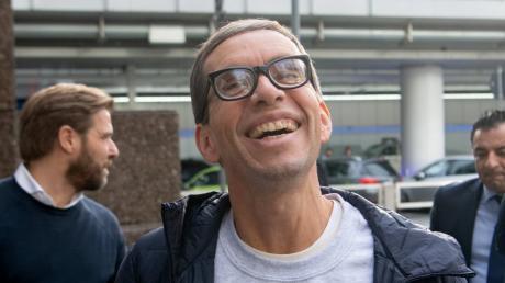 Jens Söring ist wieder in Deutschland.