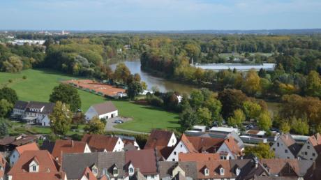 Seit einem Jahr ist Katja Müller Bürgermeister in Lauingen und blickt auf schöne Momente zurück.