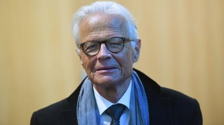 Walter Rubach war an vielen spektakulären Prozessen im Großraum Augsburg beteiligt.