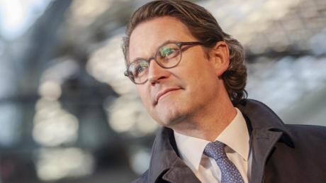 Bundesverkehrsminister Andreas Scheuer (CSU).