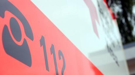 In Binswangen sind am Montag zwei Frauen bei einem Unfall verletzt worden.