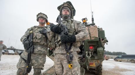 """""""Defender Europe 2020"""" ist das größte Militär-Manöver in Deutschland seit 25 Jahren."""