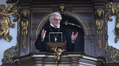 Der evangelische Regionalbischof Axel Piper.
