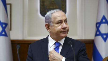 Benjamin Netanjahu, Ministerpräsident von Israel, hat bei der Wahl zum Parteivorsitzenden erneut gewonnen.
