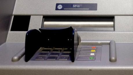 Der Geldautomat in Dürrlauingen ist abgebaut worden.