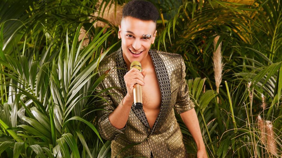 Dschungelcamp 2020 Prince Damien Im Portrat
