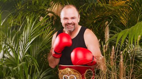 """Ex-Boxer Sven Ottke ist aktuell Kandidat im """"Dschungelcamp"""" 2020."""