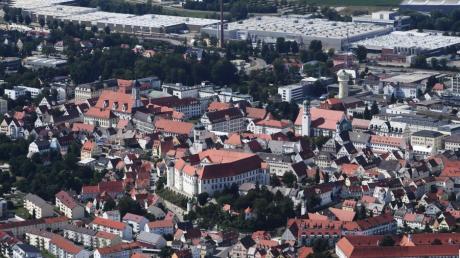 Wie entwickelt sich die Bevölkerung im Landkreis Dillingen?