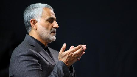 Ghassem Soleimani wurde von den USA getötet.