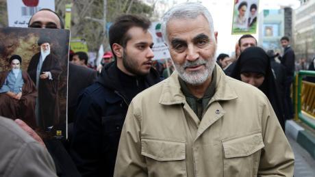 Ghassem Soleimani wurde bei einem US-Angriff getötet.