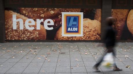 In der Augsburger Innenstadt könnte bald eine Aldi-Filiale aufmachen.