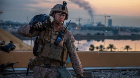 Die USA bleiben nach eigenen Angaben im Irak.