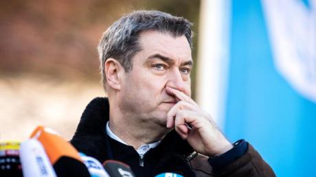 CSU-Chef Markus Söder hat mit seinem Vorschlag, das Bundeskabinett umzubilden, einigen Wirbel verursacht.