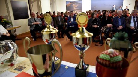 Bei der Sportlerwahl unserer Zeitung gab es in Wertingen nur Sieger.