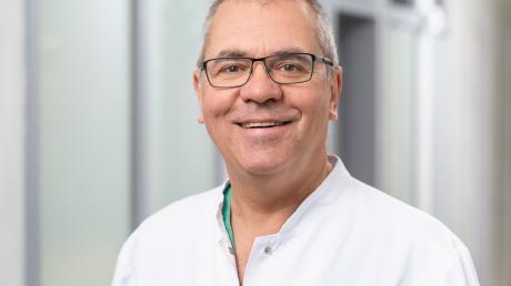 Thomas Jarausch ist Anästhesist und erster Vorsitzender der Arbeitsgemeinschaft der in Bayern tätigen Notärzte.
