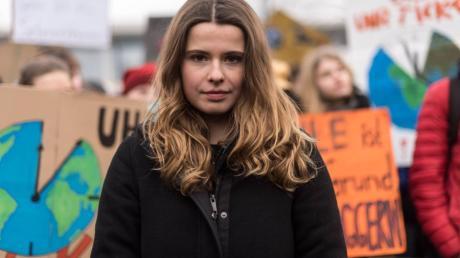 """Klima-Aktivistin Luisa Neubauer: """"Ich glaube, viele Menschen erwarten, dass wir müde sind und vielleicht auch resignieren"""", sagt die 23-Jährige und will 2020 das Gegenteil beweisen."""