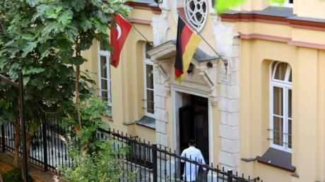 Die Deutsche Schule in Istanbul.