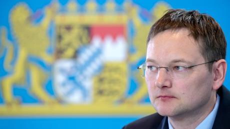 Nach nur 14 Monaten als bayerischer Bau- und Verkehrsminister hat Hans Reichhart jetzt nur noch den Landkreis Günzburg im Visier.