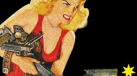 Seeräuber Jenny  von Bertolt Brecht hat es auf das Cover des Programmhefts geschafft.