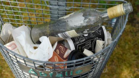 Der Müll auf den Spielplätzen hat den Gemeinderat Welden beschäftigt.