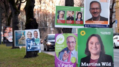 Die Parteien und Gruppierungen setzen für Augsburg ihre eigenen Schwerpunkte.