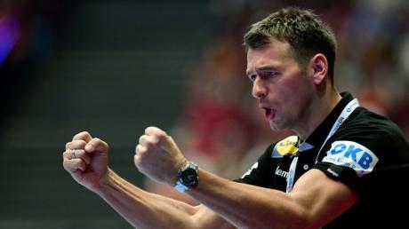 Heute Deutschland gegen Kroatien - Handball im Live-TV und Stream: Free-TV - ARD oder ZDF? Trainer Christian Prokop will natürlich gewinnen.