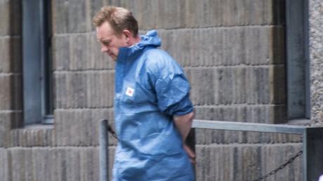 Peter Madsen im Jahr 2017. Kurz zuvor hatte er die Journalistin Kim Wall getötet – und behauptet, es sei ein Unfall gewesen.