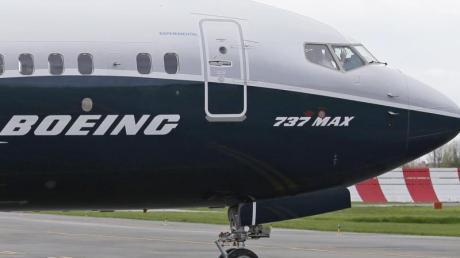 Boeing steckt wegen zweier Abstürze der 737 Max tief in der Krise.
