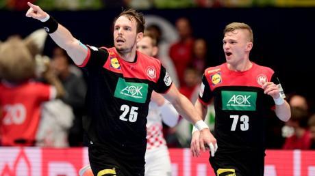 Handball-EM 2020: Heute spielt Deutschland gegen Österreich. Spielplan, TV-Termine und Zeitplan - hier gibt es die Infos.