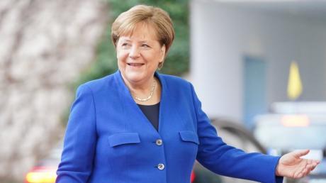 Bundeskanzlerin Angela Merkel empfängt zur Libyen-Konferenz unter anderem Recep Tayyip Erdogan, Wladimir Putin und Emmanuel Macron.