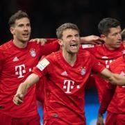 Der FC Bayern München spielt in der Bundesliga beim Fußball heute am Dienstag, 26.5.20, gegen Borussia Dortmund. Hier gibt es die Infos zur Übertragung im Live-TV und Stream.