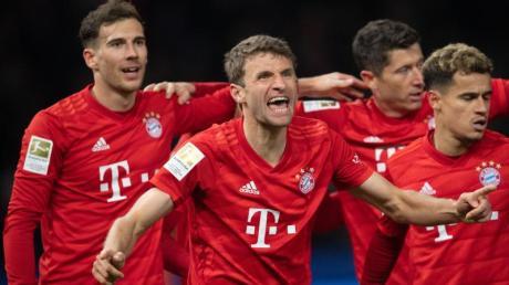 Der FC Bayern München in der Bundesliga: Der 26. Spieltag wurde wegen des Coronavirus verschoben.